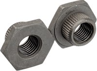 Threaded Bushings for rear Motor Mount for Sportster 1962-1978