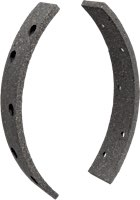 The Cyclery Brake Shoe Linings for Big Twin 1936-1948, Servi-Car 1941-1957, WLC