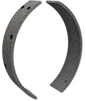 The Cyclery Brake Shoe Linings for Big Twins 1937-1957
