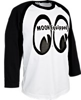 MOON Baseball Shirts