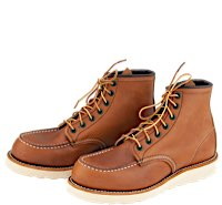 Red Wing 875 Classic Moc Boots