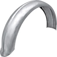 British Style Ton-up Narrow Rib Fenders