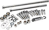Bolt Kits for Front, Upper and Rear Motor Mount: Twin Cam Softail