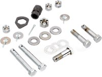 Bolt Kits for Complete Motor Mount: Big Twin Sidevalve 1937-1948