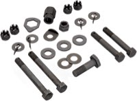 Bolt Kits for Complete Motor Mount: Big Twins OHV 1936-1947