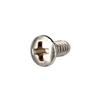 Oval Countersunk Phillips Head Screws Stainless