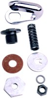 Steering Damper Upper End Kits