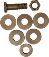 Bolt Kits for Upper Motor Mount: Big Twins 1936-1947