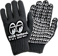 Mooneyes Work Gloves