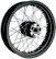 "TTS Rear Wheels with Wide Aluminum Hub ""2008→""-Type and Drop Center Steel Rim"