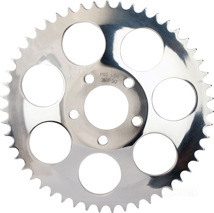 PBI Aluminum Rear Sprockets with 56 mm Centering