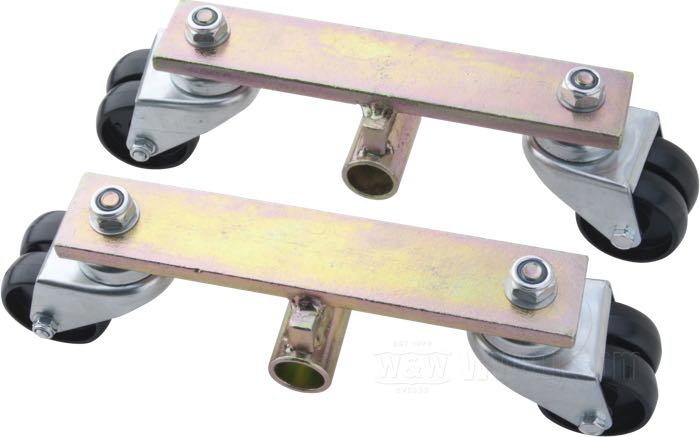 Set of Casters for B2 Megalift CE