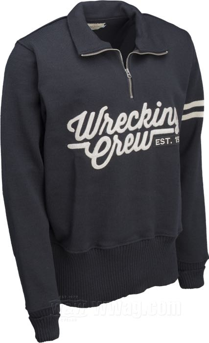 Sweater di Wrecking Crew