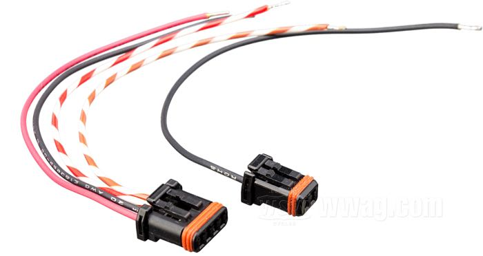 Wire Adaptors for TLT-Moto CAN-Switchbox