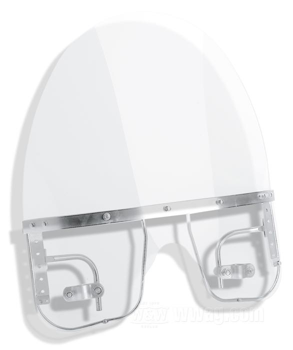 All Plastic Springer Windshield