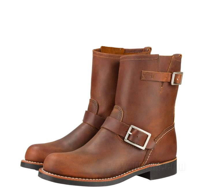Red Wing 3354/3356 Short Engineer Boots Ladies