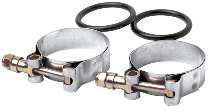 Aircraft Style O-Ring Manifold Clamps