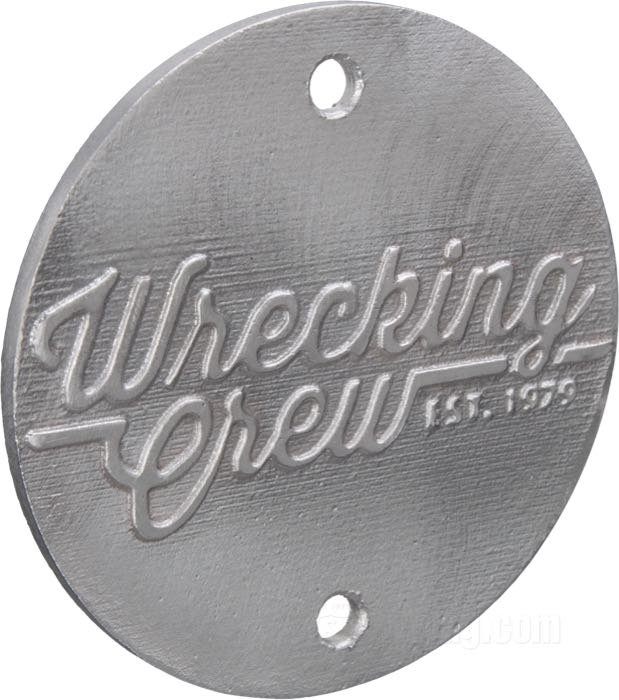 Wrecking Crew Timer Cover