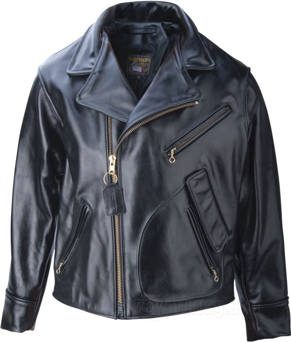 Vanson Raid Leather Jackets