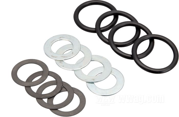 Rocker Arm Washers and O-Rings