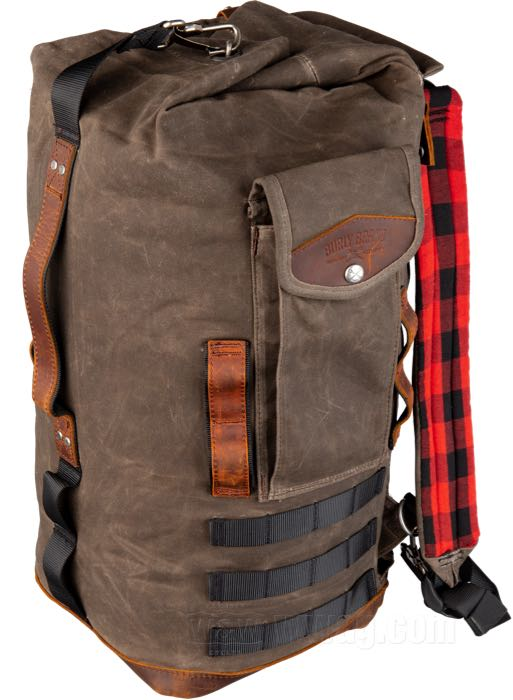 Burly Voyager Sissybar Bag / Backpack