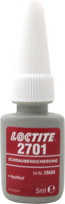 Loctite 2701 Threadlocker High-Strength