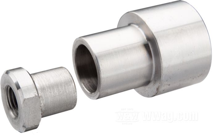 Colony Starter Shaft Nut and Spacer Kit for FL 1965-1969