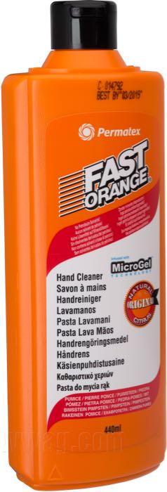 Permatex Fast Orange Handwaschpaste