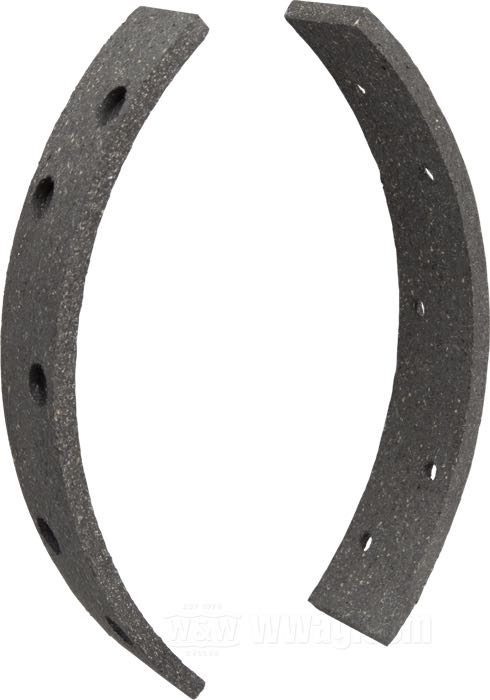 The Cyclery Brake Shoe Linings
