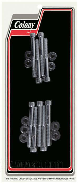 Bolt Kits for Engine Cases: Twin Cam 88