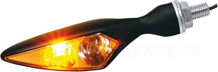 Kellermann Micro Rhombus PL Turn Signals with Position Light