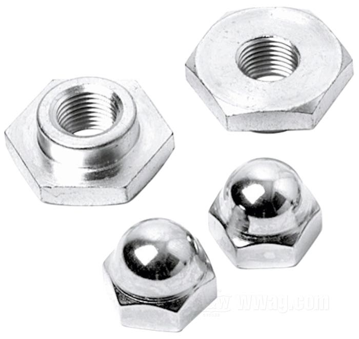Top and Tensioner Nuts for Classic Springer Forks