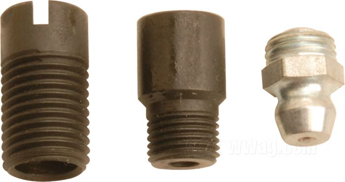 Axle Bushing Grease Fitting