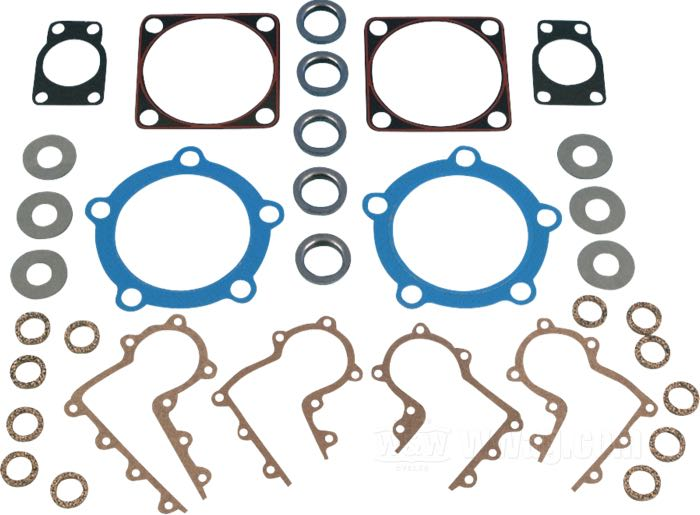 James Gasket Kits for Top End: Knucklehead 1936-1947
