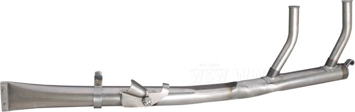 The Cyclery 2-1 Exhaust Systems for IOE 1925-1928
