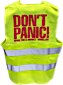 W&W Don't Panic Safety Vest
