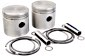 Stock Replacement Pistons - for Flatheads 1200/1300cc 1930-1936 and Flatheads 1300cc 1937-1941
