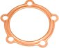 "Gaskets for Cylinder Head: Knucklehead 3-5/16 "" and 3-7/16 "" Bore"